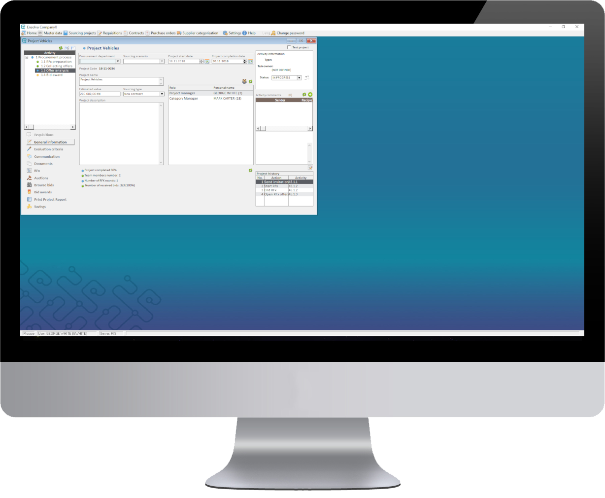 GUI Manager and resizer – Thin@ solution